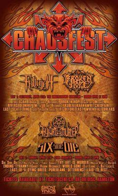 Chaos Fest @ Hamilton