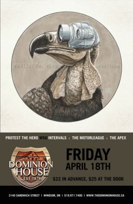 Protest The Hero @ Windsor