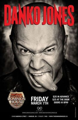 Danko Jones @ Windsor