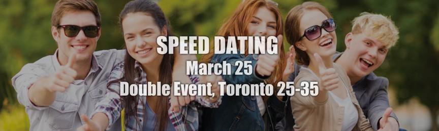 speed dating toronto