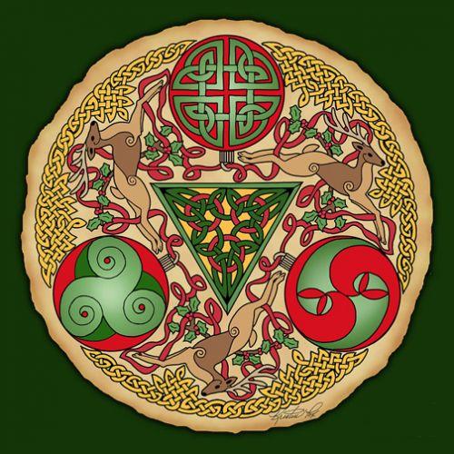 Celtic Christmas.Canadian Celtic Choir Nollaig A Celtic Christmas