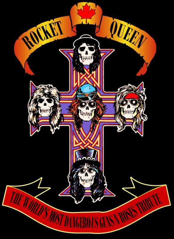 Worlds Most Dangerous Guns N Roses Tribute Rocket Queen Live