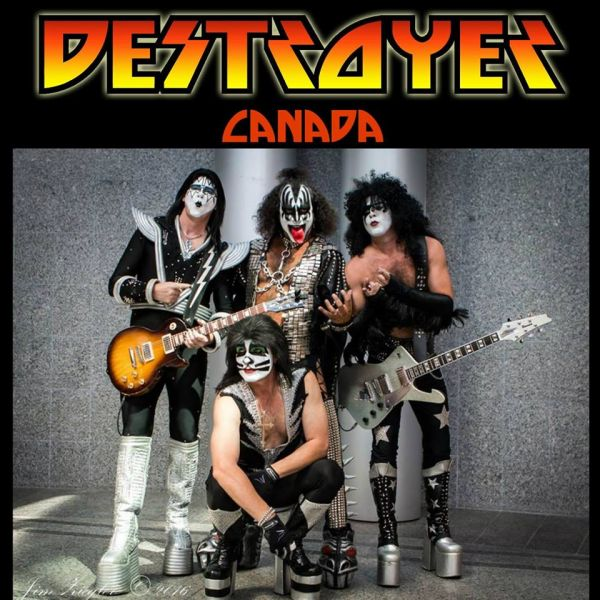 ROCKTOBERFEST, Featuring DESTROYER, A Tribute to KISS