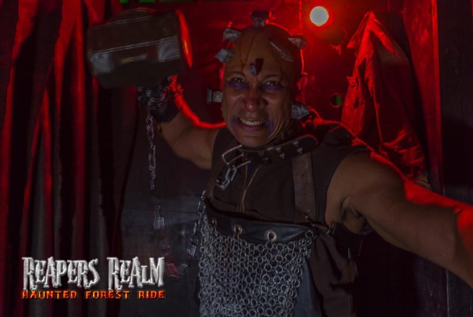 Reapers Realm Haunted Forest Ride Friday October 6, 2017 7:30p.m.-11:15 p.m.
