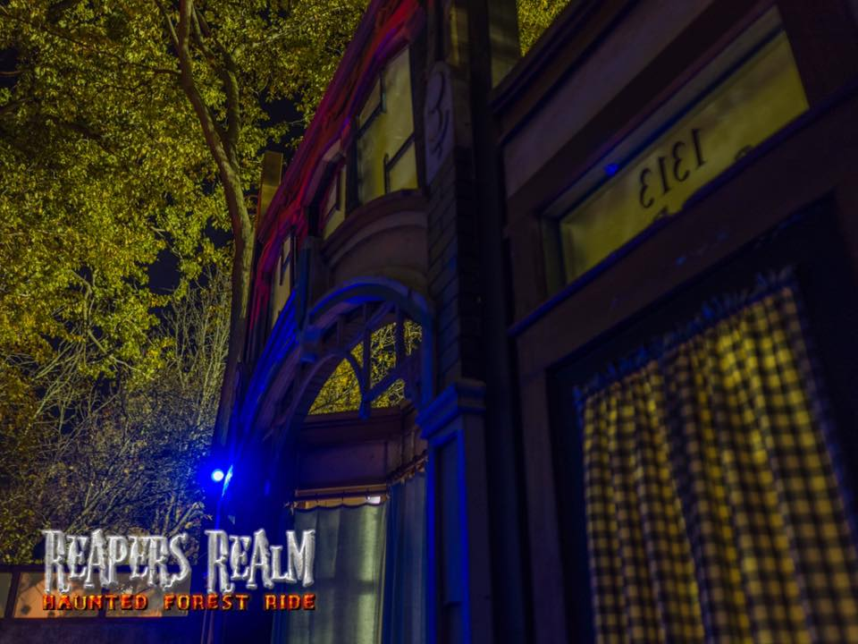 Reapers Realm Haunted Forest Ride Friday October 27, 2017 7:30p.m.-11:15 p.m.