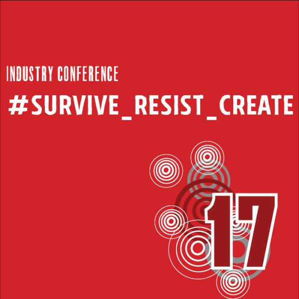 IMPACT 17 Conference - #Survive_Resist_Create