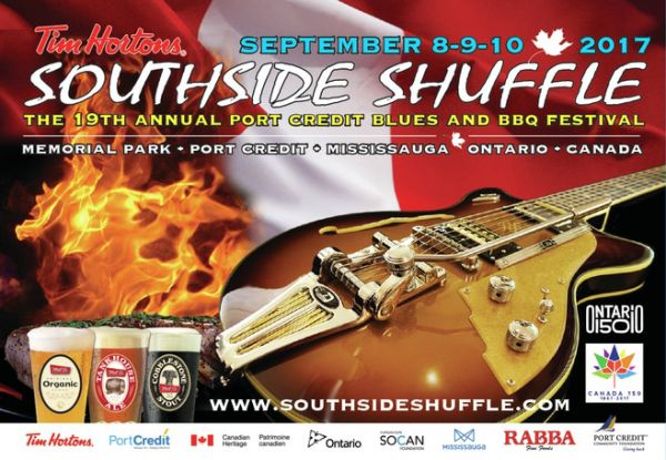 Tim Hortons Southside Shuffle Blues and BBQ Festival