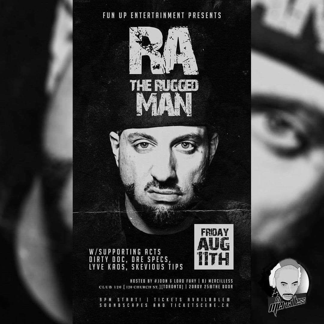 RA The Rugged Man