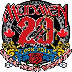 Mudmen  St Thomas Ontario 20th Anniversary/Old Plaid Shirt 2 Tour