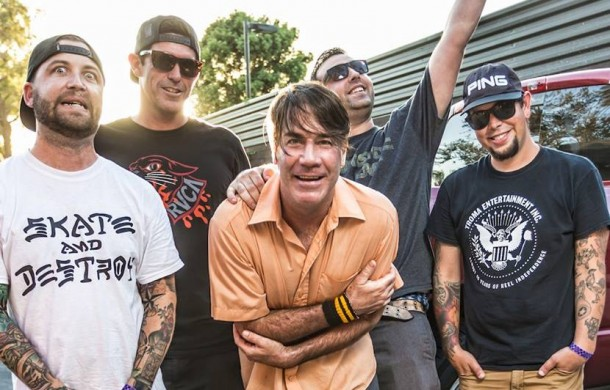 Guttermouth Live at The Moustache Club
