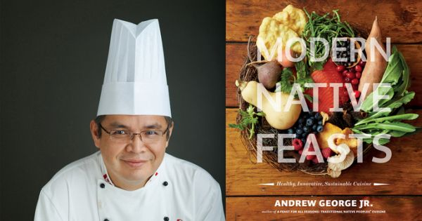 Literary Dinner with Joseph Hoare Gastronomic W.I.R. Chef Andrew George Jr.
