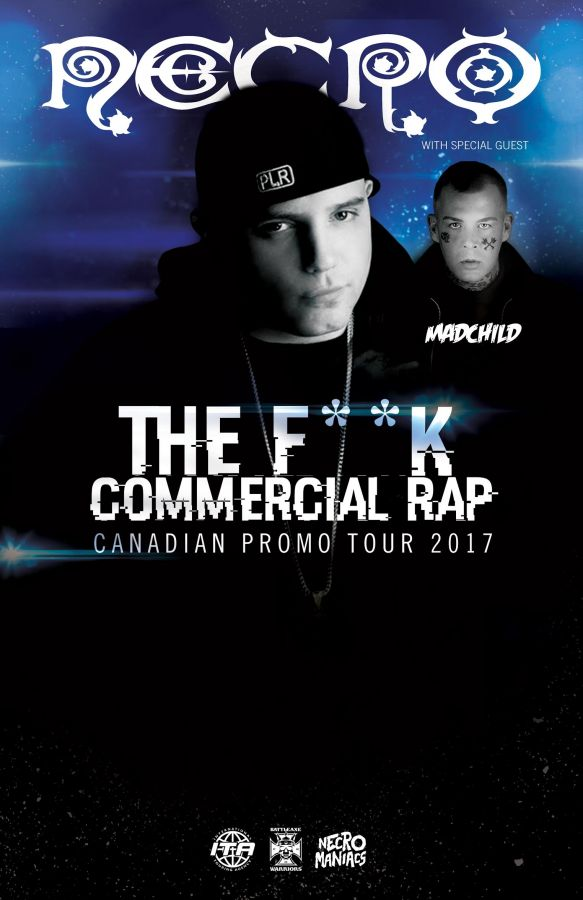Necro & Madchild Live In Kingston October 7th