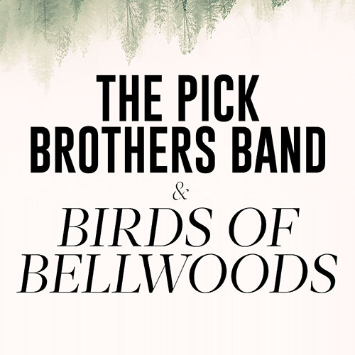 Birds of Bellwoods & The Pick Brothers