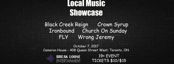 Cameron House Showcase: 2nd Edition