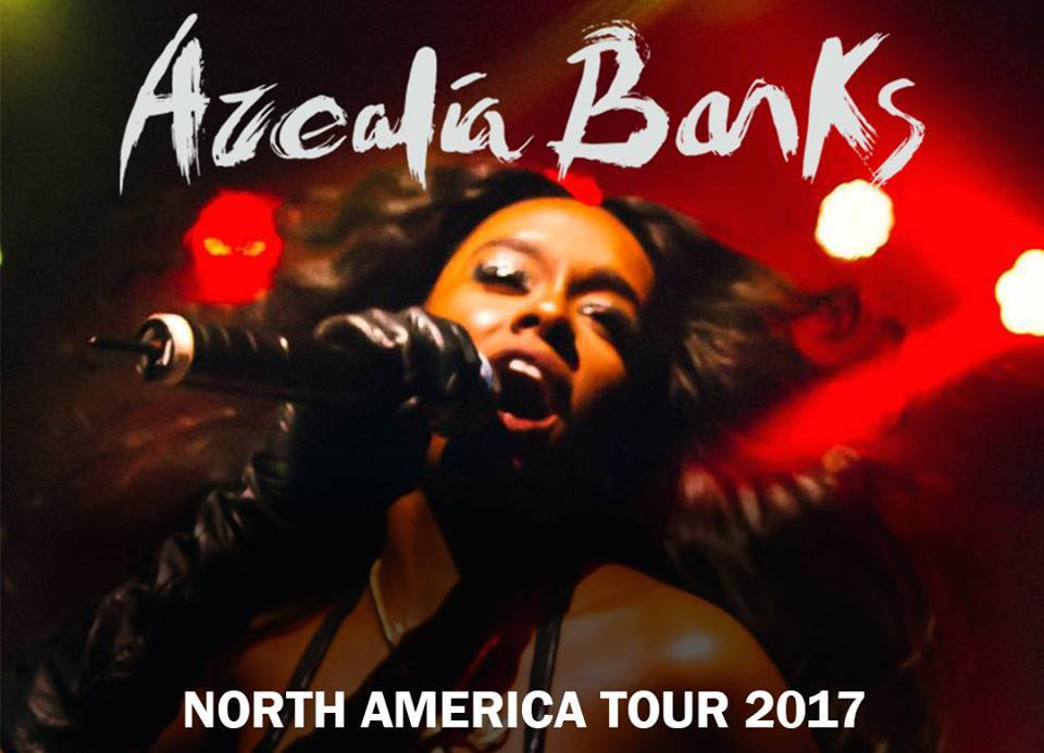 Azealia Banks Live In Ottawa 10/07