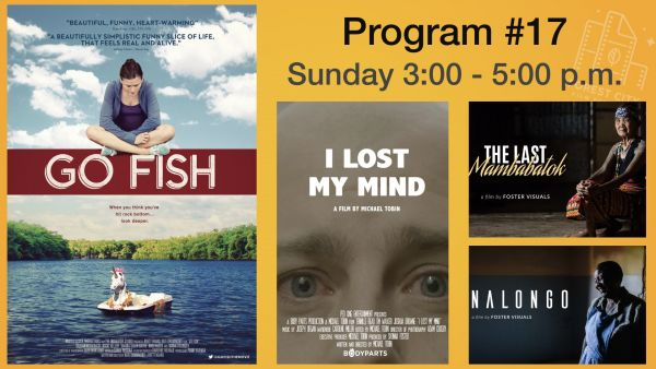 Forest city film festival 2017 sunday late afternoon for Go fish film