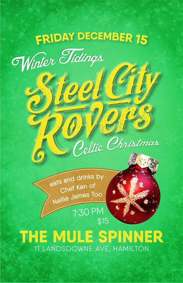 Steel City Rovers Celtic Christmas
