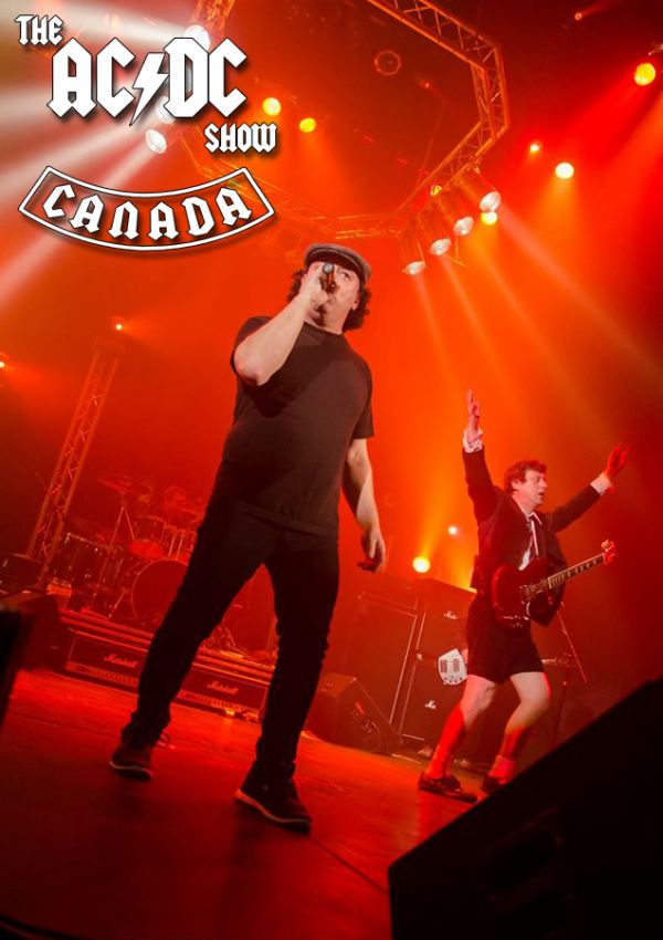 The AC/DC Tribute Show -  Ottawa