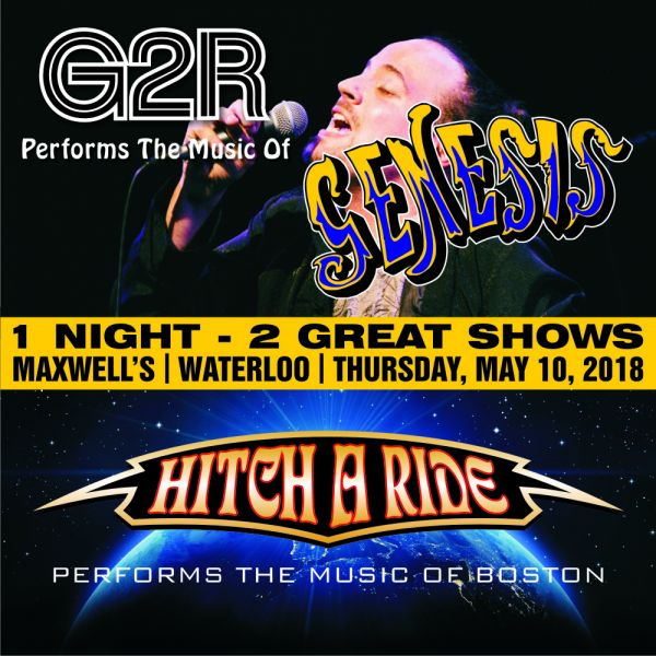 Genesis & Boston Tribute Show