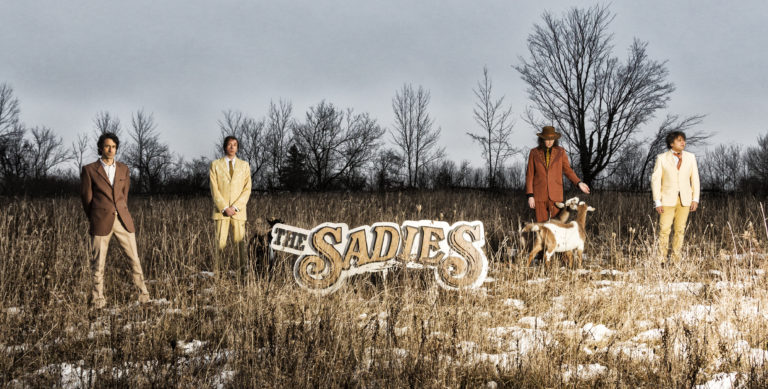 The Sadies at the Avening Hall