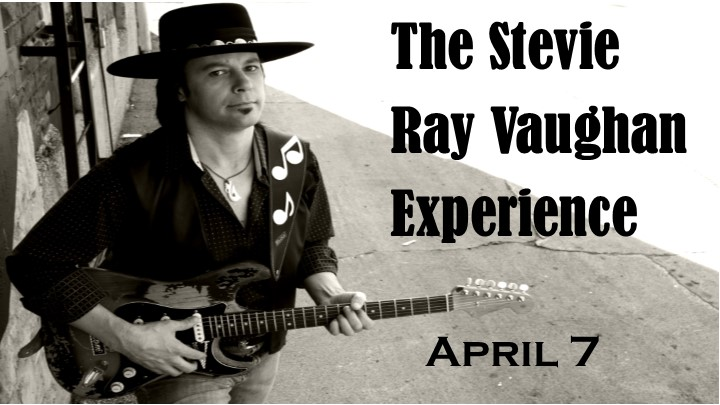 The Stevie Ray Experience - A Salute to Stevie Ray Vaughan