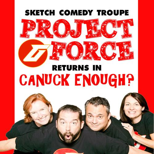 Project G Force - Sketch Comedy (Friday Show)