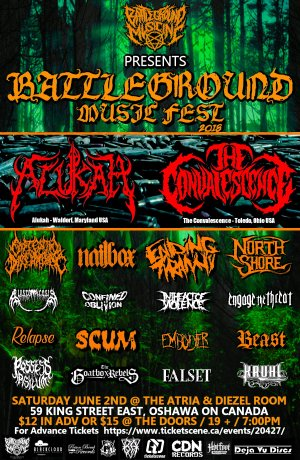 Battleground Music Fest 2018