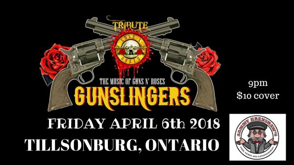 Gunslingers - Guns N Roses Tribute Band
