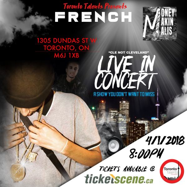 Toronto Talents Presents...Tripple M (Live In Concert)