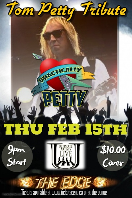 Tom Petty Tribute featuring