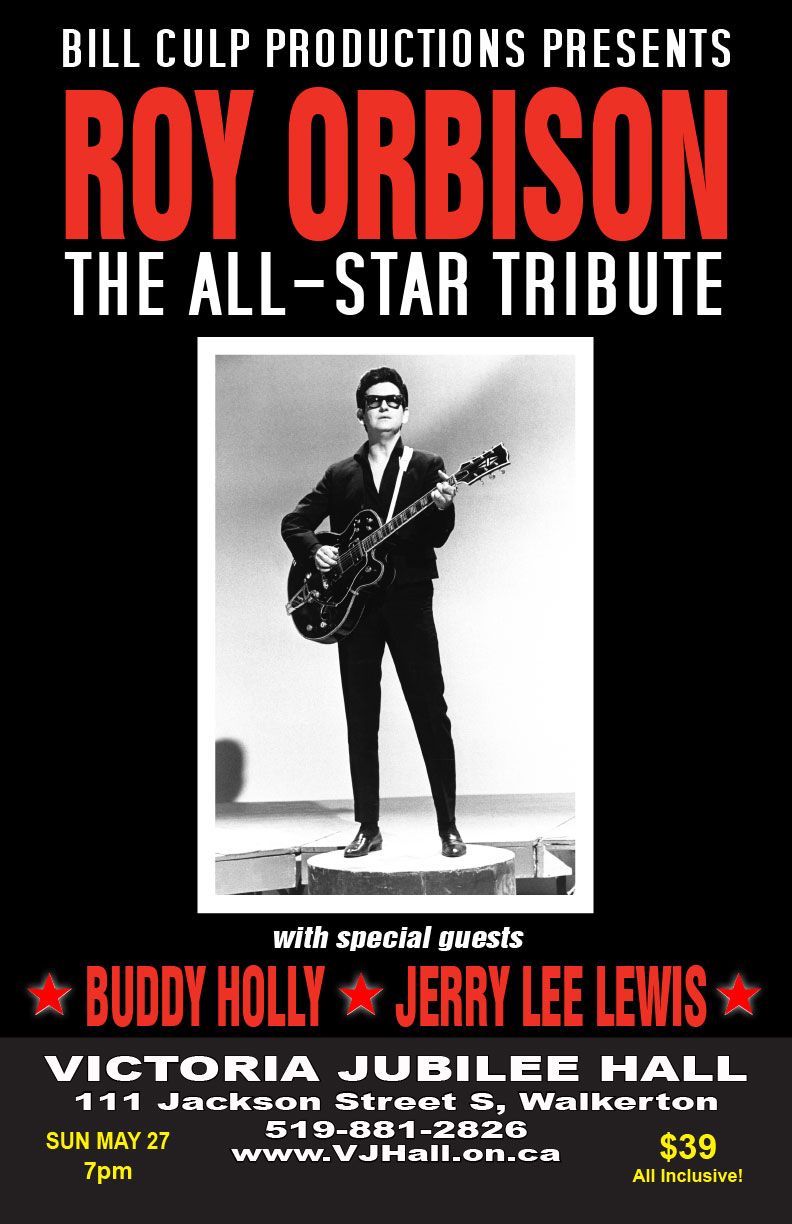 Roy Orbison, An All Star Tribute