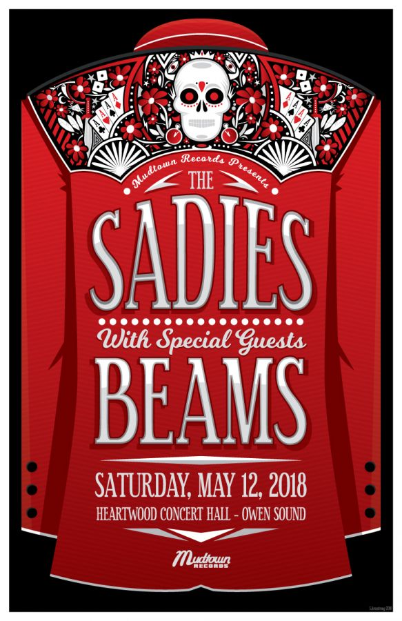 The Sadies (with special guests Beams)
