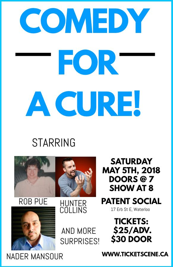 Comedy For A Cure!