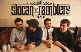 Slocan Ramblers - Homegrown Canadian Bluegrass
