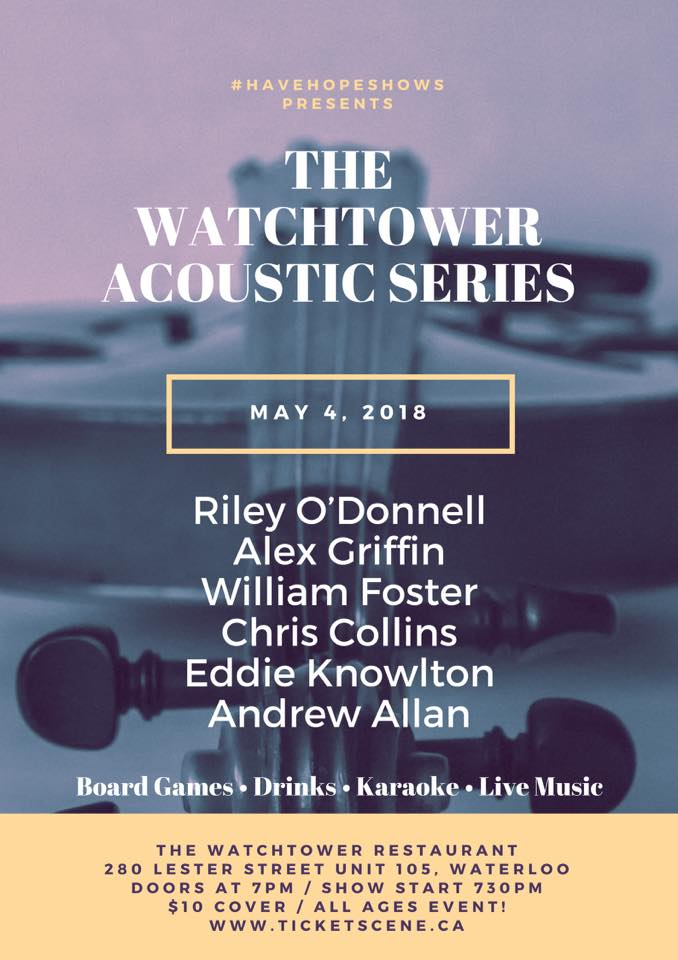 watchtower acoustic series night 4