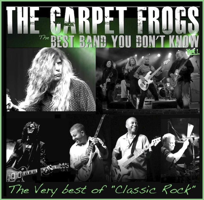 The Carpet Frogs