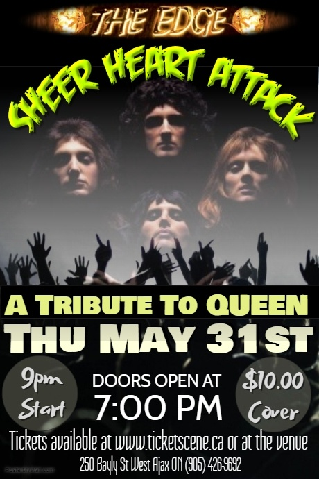 Queen Tribute featuring