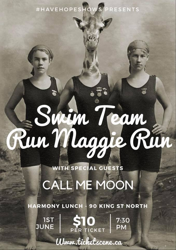 Swim Team, Run Maggie Run and More - Waterloo