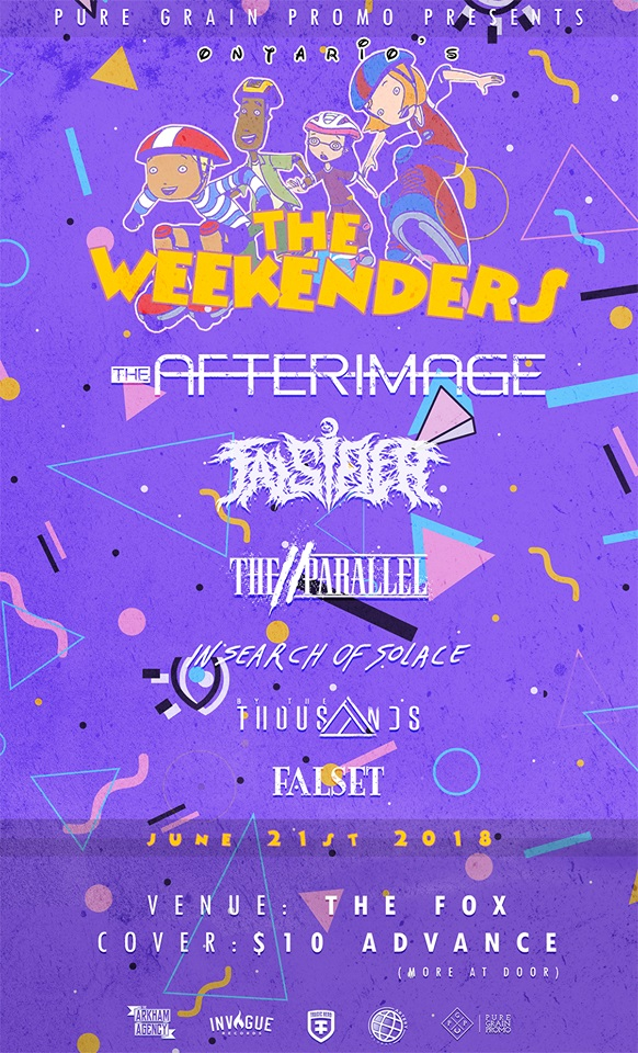 The Afterimage Tour