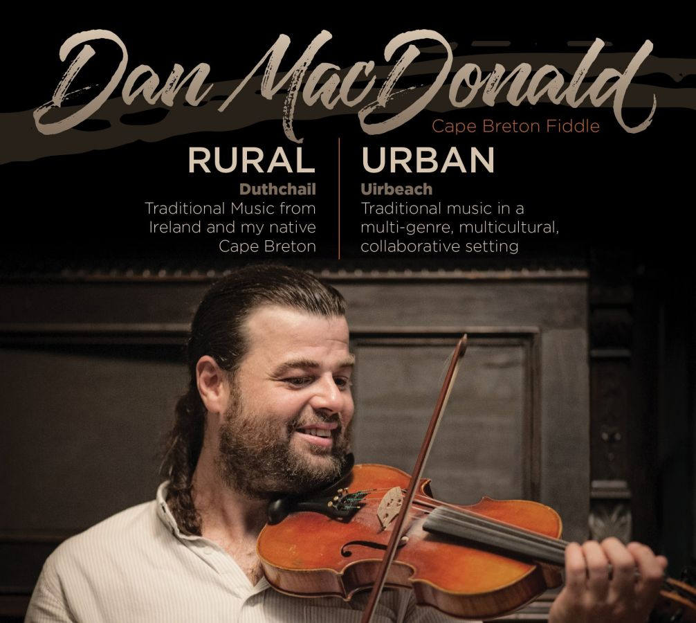 Dan MacDonald Fiddle Workshop