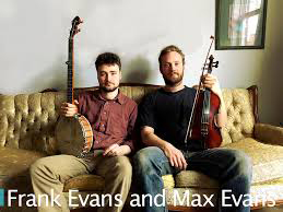 FRANK AND MAX EVANS and the Family Supper Band with Special Guest DARA WEISS