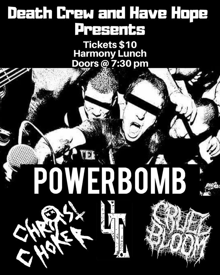 Powerbomb, Christ Choker and More - Waterloo