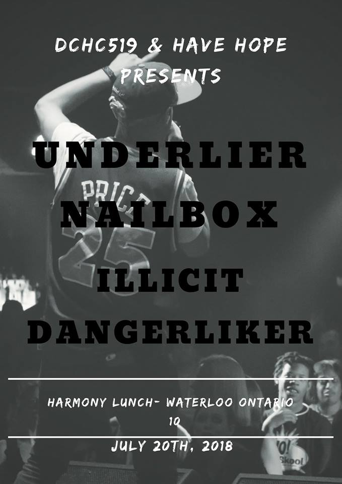 Underlier, Nailbox, And More - Waterloo