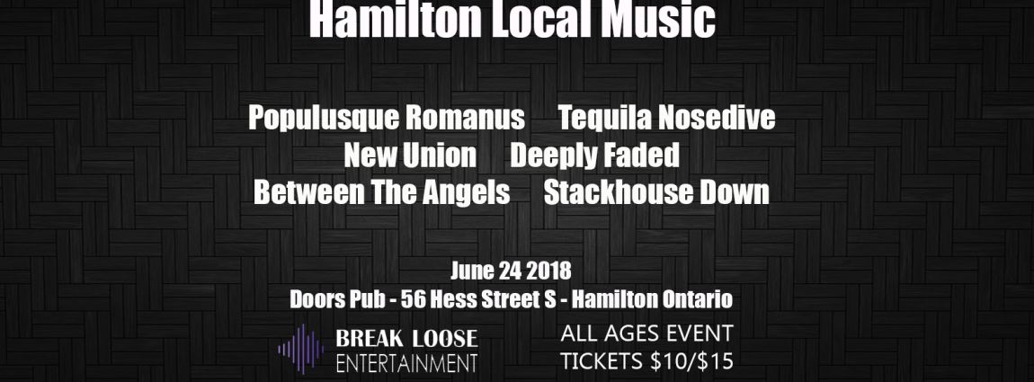 Hamilton Showcase: 11th Edition