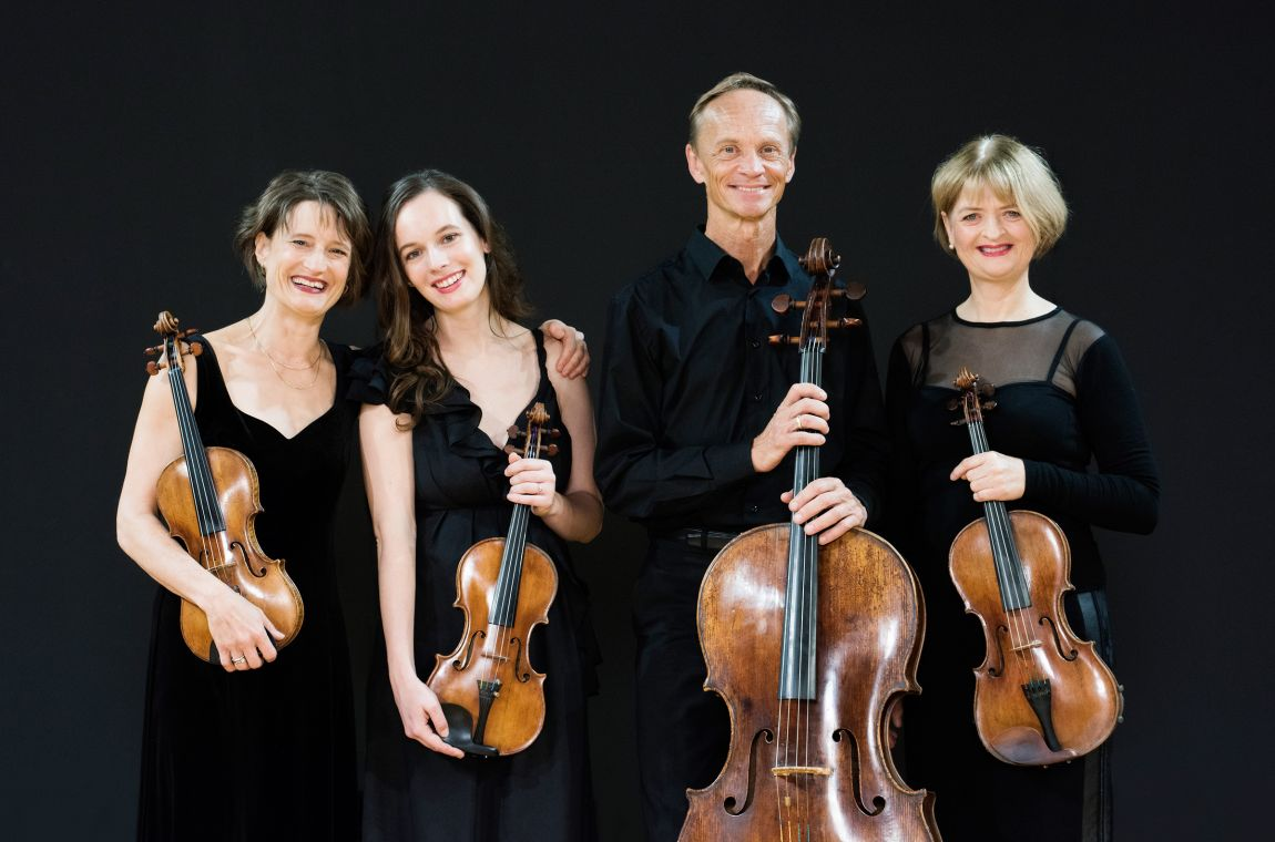 World Famed String Quartet from New Zealand