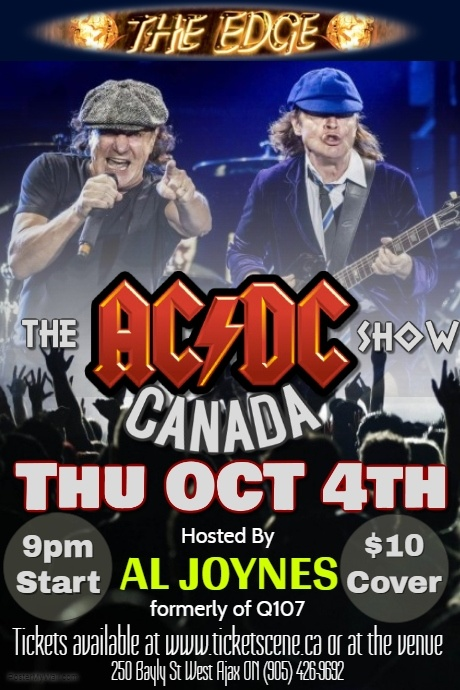 AC/DC Tribute featuring