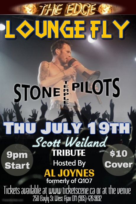 Stone Temple Pilots tribute featuring