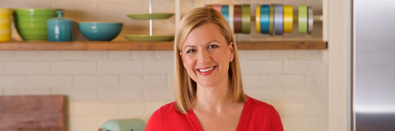 A Literary Brunch with Anna Olson
