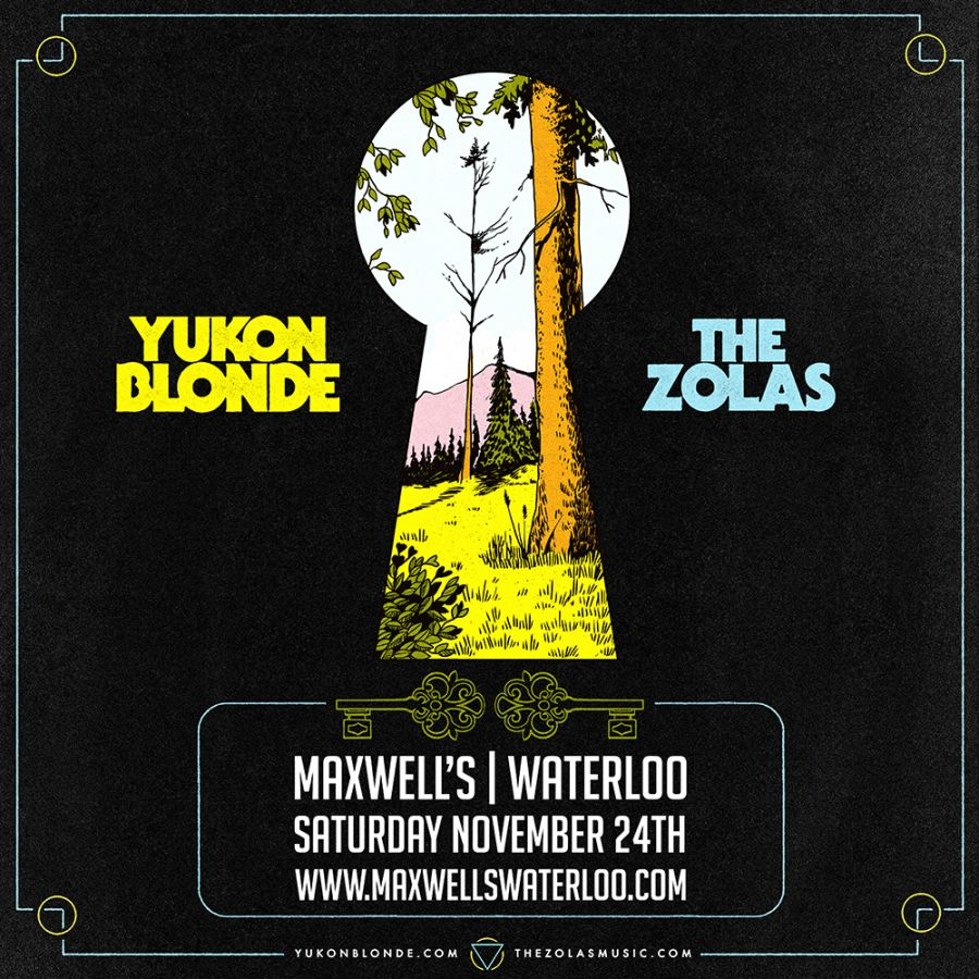 Yukon Blonde & The Zolas