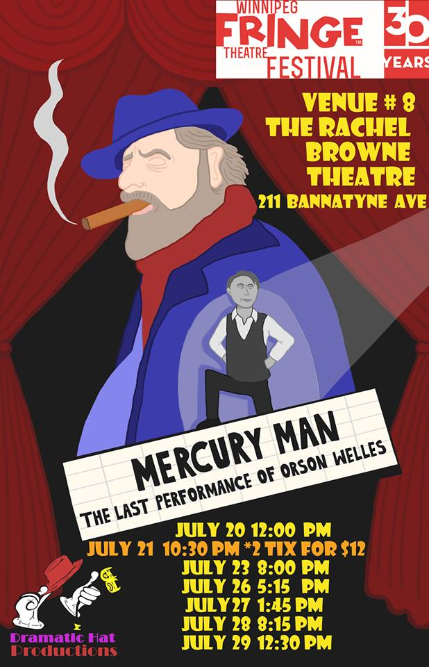Mercury Man: The Last Performance of Orson Welles